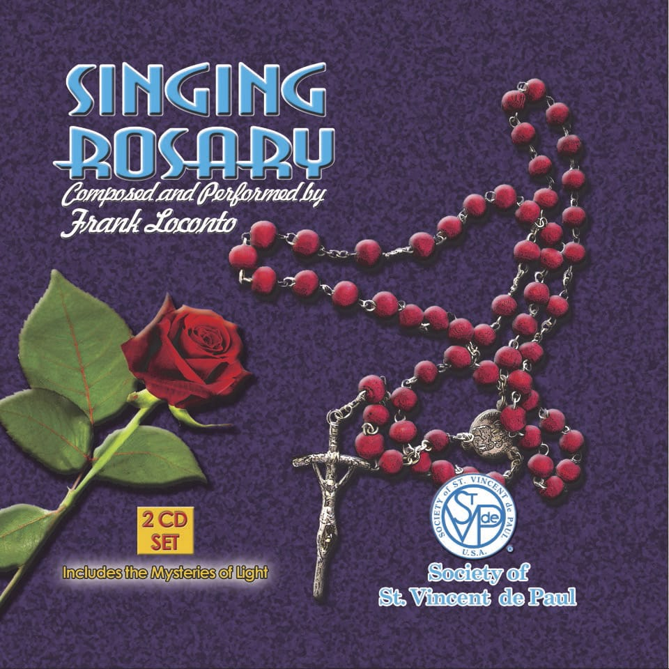 Singing Rosary 2-CD Set
