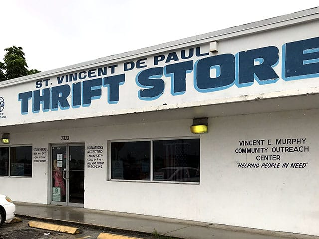 Pompano Beach Thrift Store